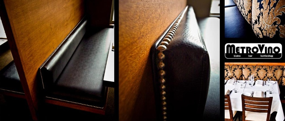 Craftsmanship with attention to detail.