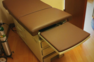 Ritter Midmark Exam Table Recovered in BoltaSport Olympus Earth