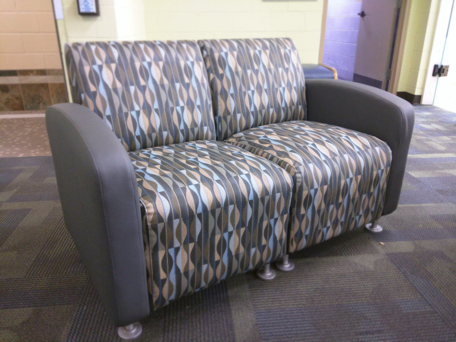 Bob L Burger Remodel Upholstery Double Seat