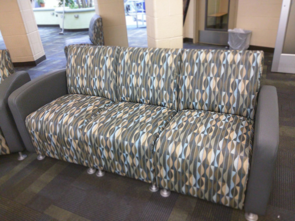 Bob L Burger Remodel Upholstery Tripple Seat