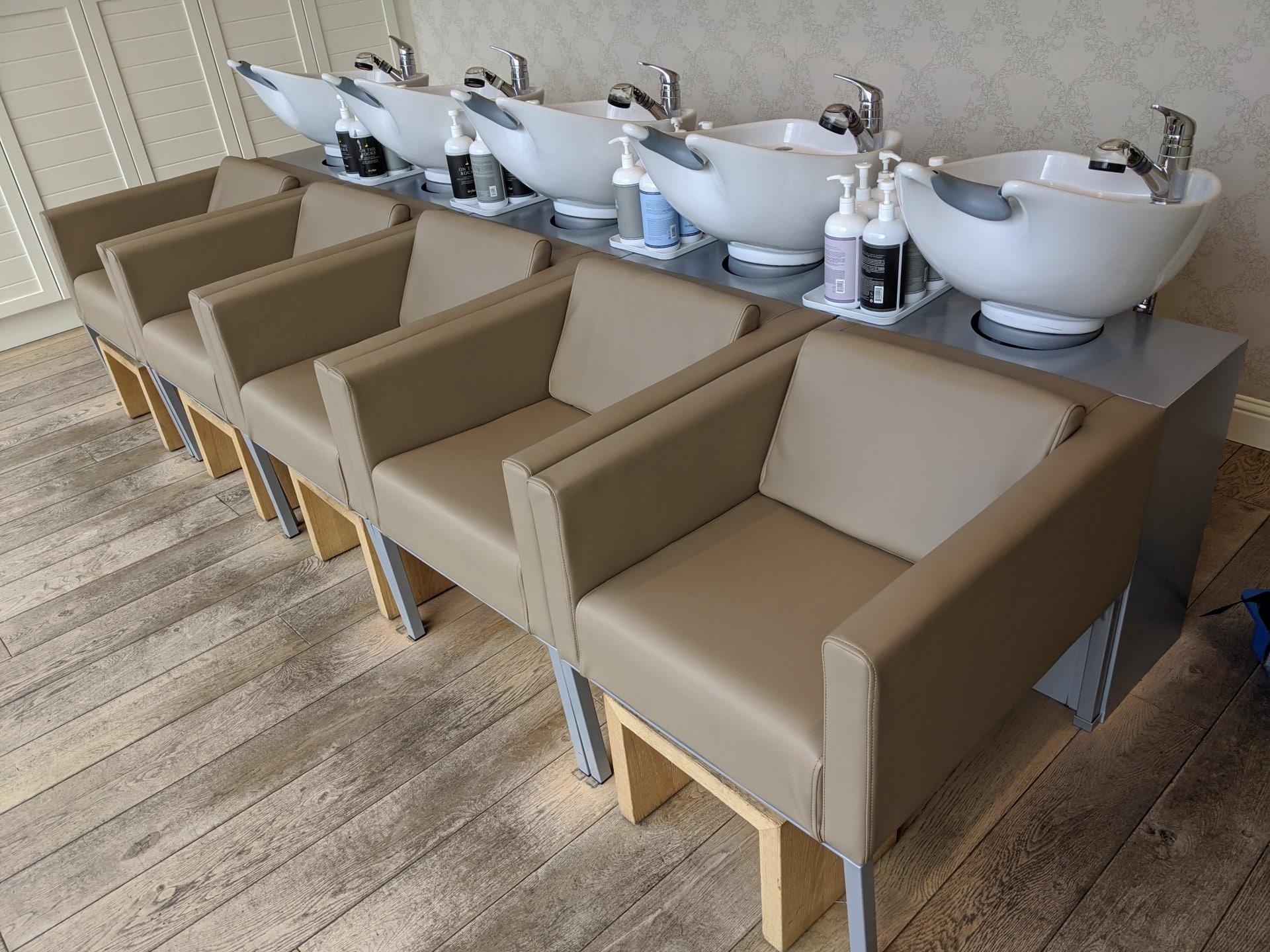 Drybar Salon Chair Hair Wash Recover