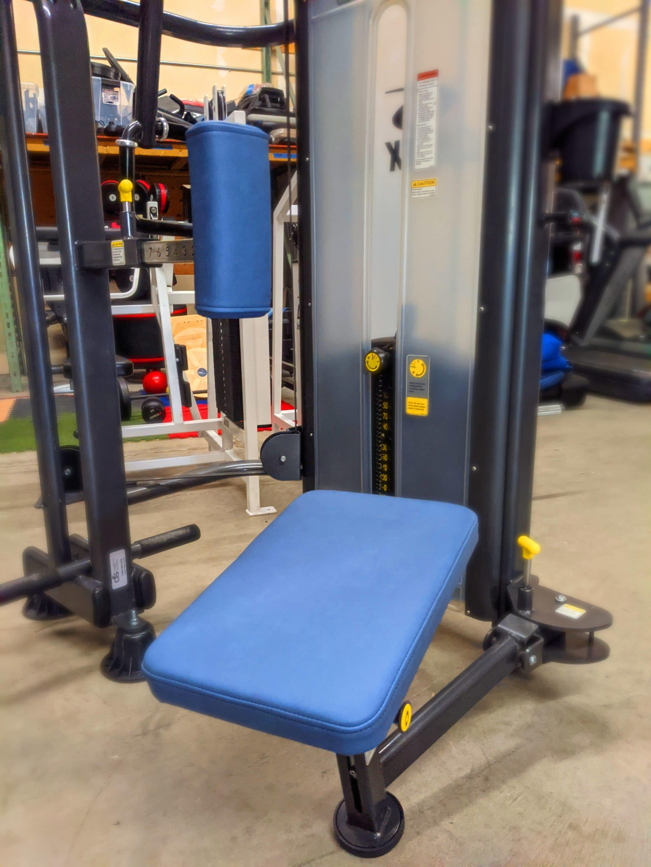 Gym Equipment Cybex Row BoltaSport Titan Azure
