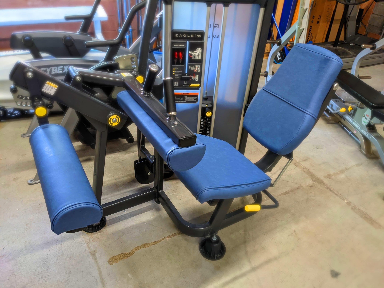 Gym Equipment Cybex Seated Leg Curl BoltaSport Titan Azure.jpg